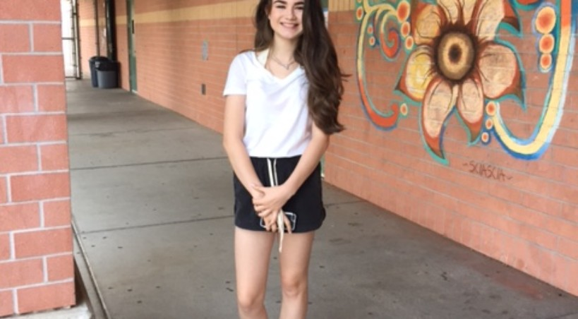 MCKENZIE KEITH: GBHS dancer, 14, expresses herself through the love of music and dance