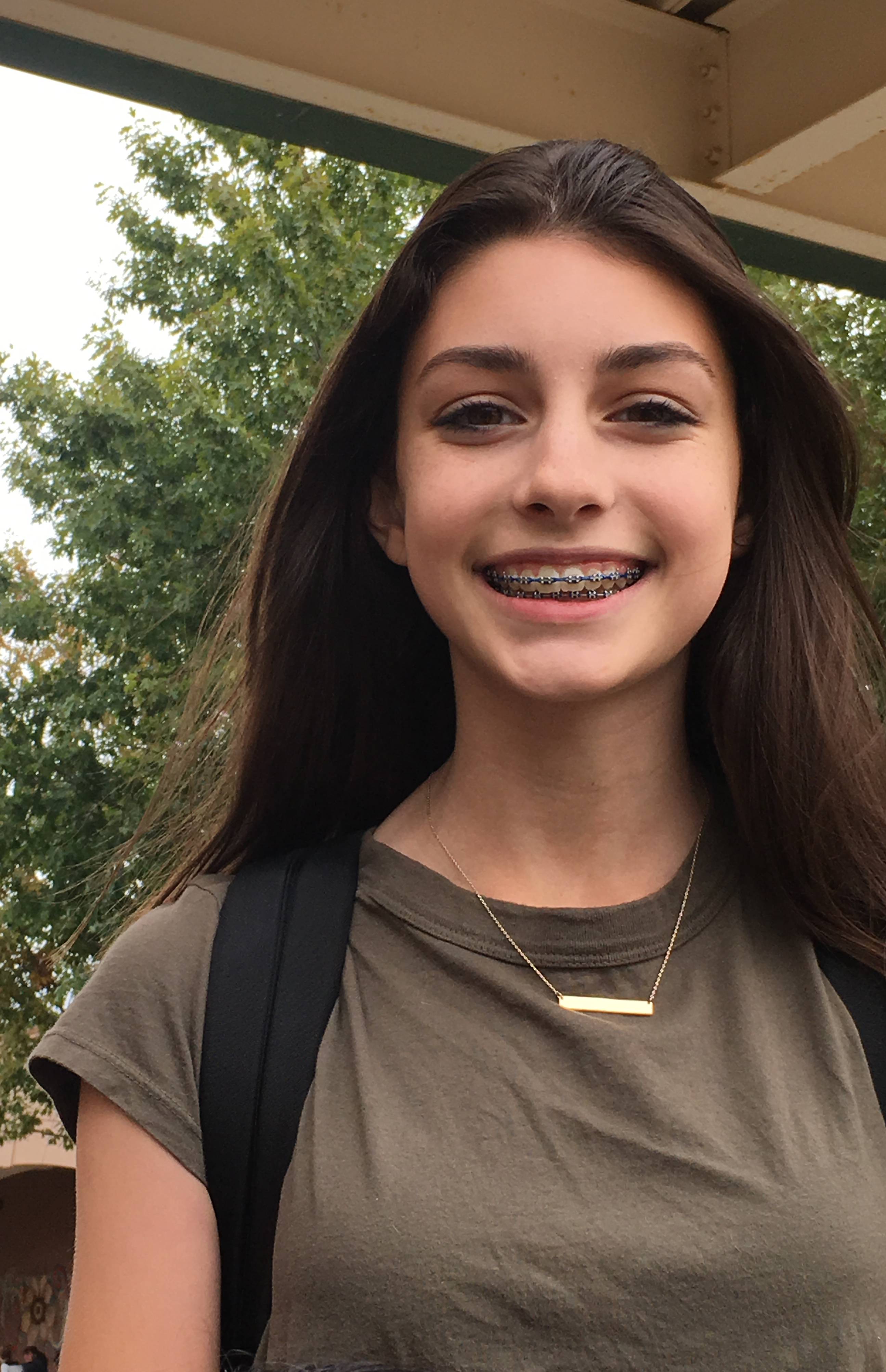 A Cheer for Homecoming: Freshman Dylan Rowe shares her ...